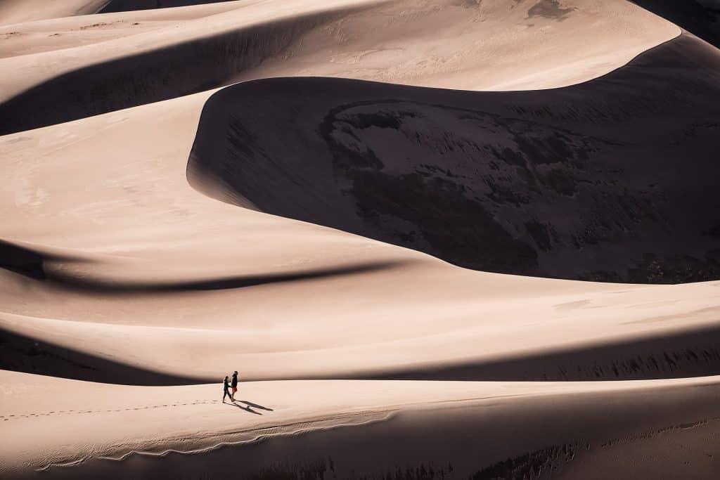 Great Sand Dunes Nationl Park